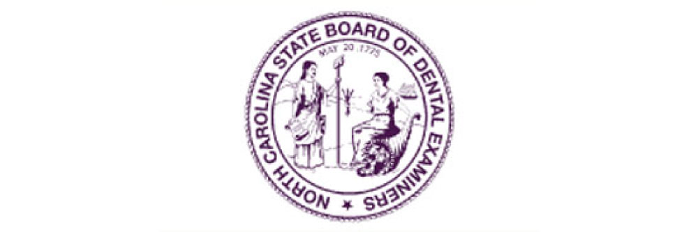 Northa Carolina State Board of Dental Examiners logo