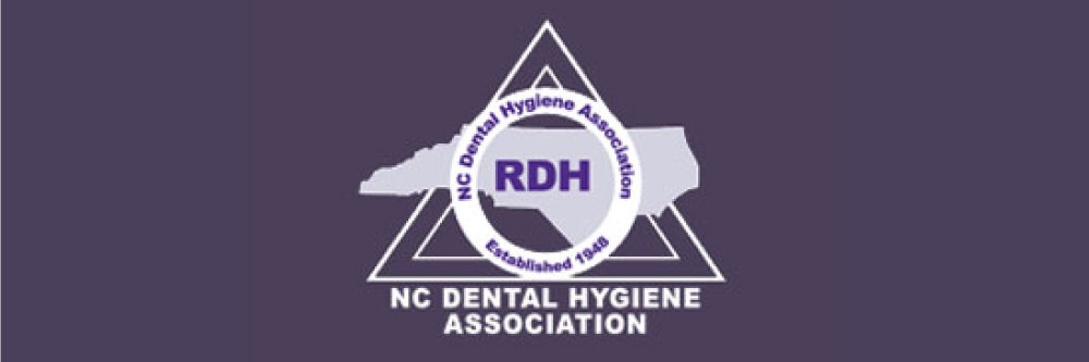 North Carolina Dental Hygiene Association logo